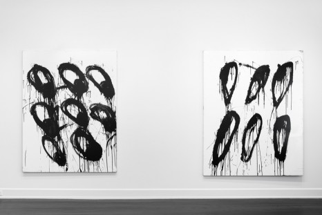 Joyce Pensato, Make My Day, Petzel Gallery