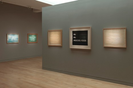 Ed Ruscha, Custom-Built Intrigue: Drawings 1974–1984, Gagosian