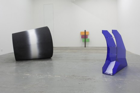 Delphine Coindet, Attachements, Galerie Laurent Godin
