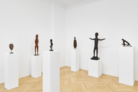 Group show, Spirits and Ancestors , Galerie Max Hetzler