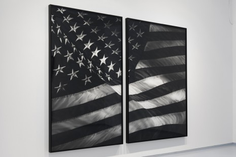 Robert Longo, The Destroyer Cycle, Metro Pictures