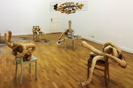 Sarah Lucas, FunQroc, Contemporary Fine Arts - CFA