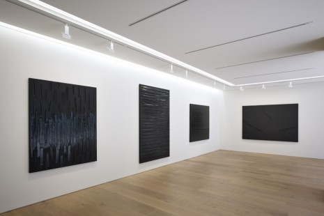 Pierre Soulages, , Perrotin