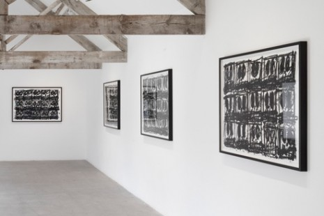 Rashid Johnson, Stranger, Hauser & Wirth Somerset