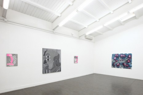 José Lerma, The Last Upper, Brand New Gallery