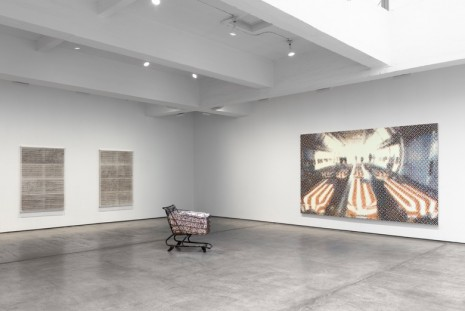 Sophie Calle,  Sam Durant,  Hans Haacke, Charles Gaines,  Wayne Gonzales..., group show, Paula Cooper Gallery