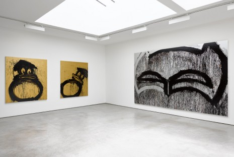 Joyce Pensato, FORGETTABOUT IT, Lisson Gallery
