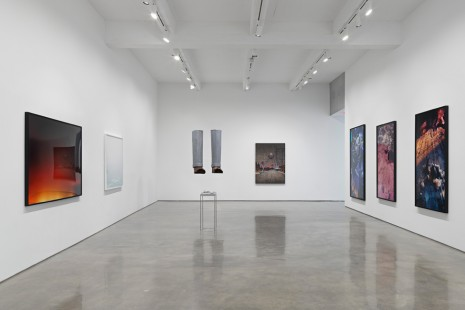 Group show, A New Ballardian Vision, Metro Pictures