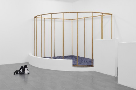 Anna-Sophie Berger, New Words, Galerie Emanuel Layr
