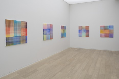 Bernard Frize, , Simon Lee Gallery