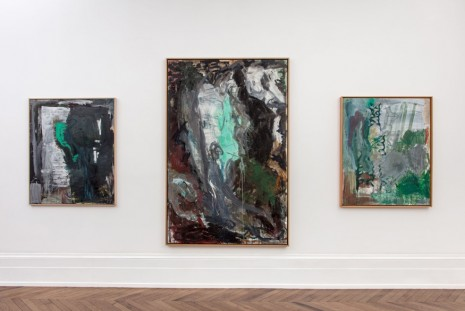 Per Kirkeby, Paintings and Bronzes from the 1980s, Michael Werner