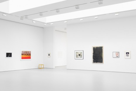Group show, Thread, David Zwirner