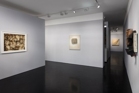 Alberto Burri, Sergio Camargo, Jorge Eielson, Marcos Grigorian, Harmony Hammond..., Painting on the Edge: A Historical Survey, Stephen Friedman Gallery