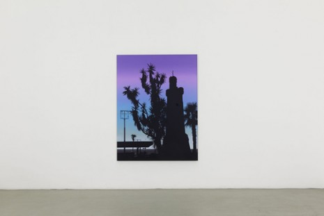 Glen Rubsamen, Gleaming and Inaccessible, Alfonso Artiaco