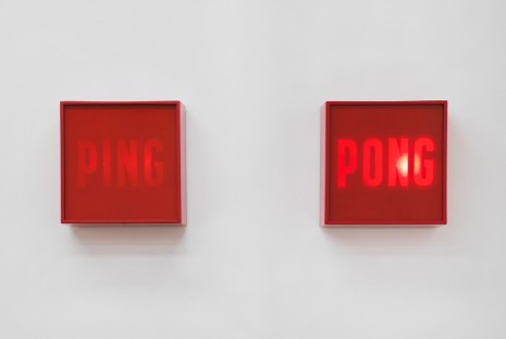 Group show, Arte Povera. Curated by Ingvild Goetz, Hauser & Wirth