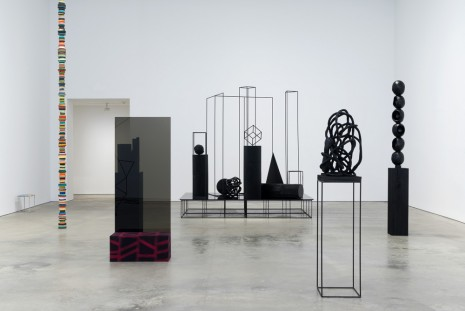 Eva Rothschild, A Material Enlightenment, 303 Gallery