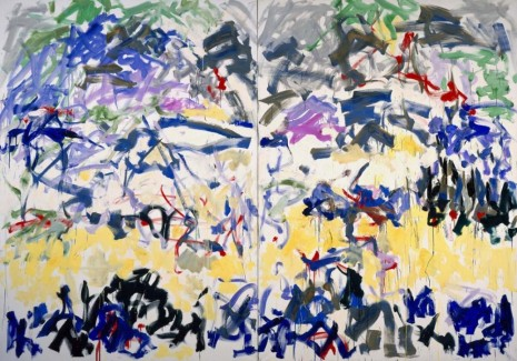 Joan Mitchell, The Last Paintings, Hauser & Wirth