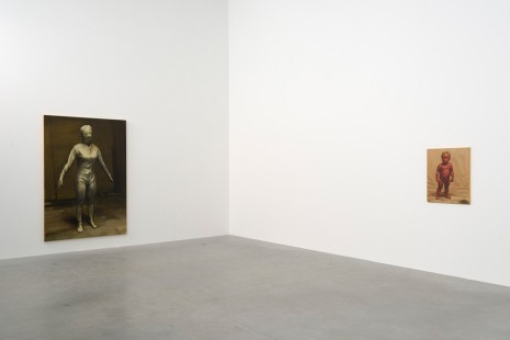 Michaël Borremans, Sixteen Dances, Zeno X Gallery