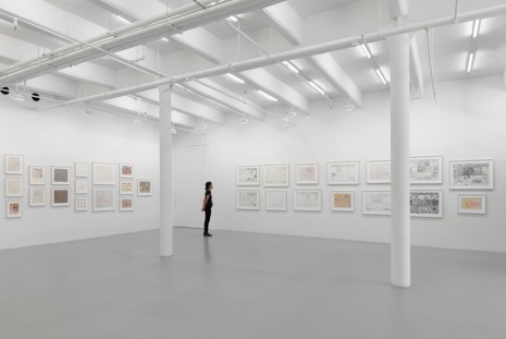 Stanley Whitney, Drawings, Lisson Gallery