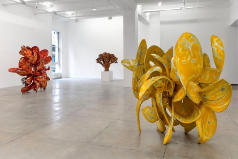 Tony Cragg, Recent Sculptures, Marian Goodman Gallery