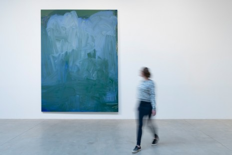 Rita Ackermann, Turning Air Blue, Hauser & Wirth Somerset