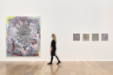 Jack Whitten, More Dimensions Than You Know: Jack Whitten, 1979 – 1989, Hauser & Wirth