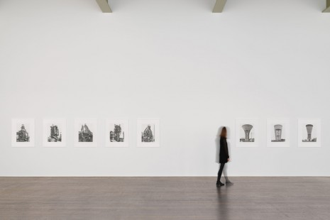Bernd and Hilla Becher, Selected by Max Becher and organised with Olivier Renaud-Clément, Hauser & Wirth