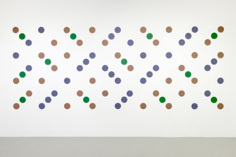 Bridget Riley, Measure for Measure, Galerie Max Hetzler