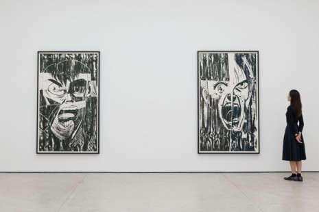 Christian Marclay, SCREAMS, White Cube