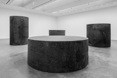 Richard Serra, Sculpture and Drawings, David Zwirner