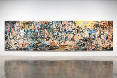 Cecily Brown, A Day! Help! Help! Another Day!, Paula Cooper Gallery