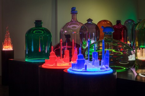 Mike Kelley, Kandors 1999 – 2011, Hauser & Wirth
