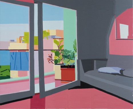 Guy Yanai, Barbarian In The Garden, Praz-Delavallade