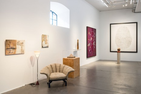 Phyllida Barlow, Louise Bourgeois, Martin Creed, Rodney Graham, Mary Heilmann..., Salon, Hauser & Wirth