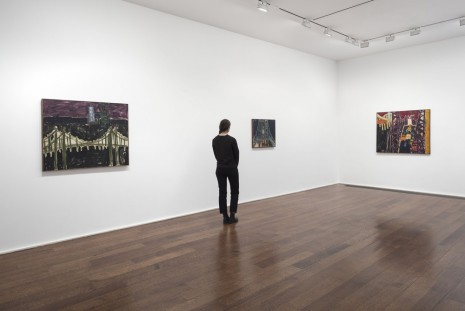 Allan Kaprow, PAINTINGS NEW YORK, Hauser & Wirth
