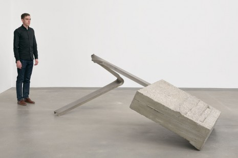 Monika Sosnowska, Structural Exercises, Hauser & Wirth