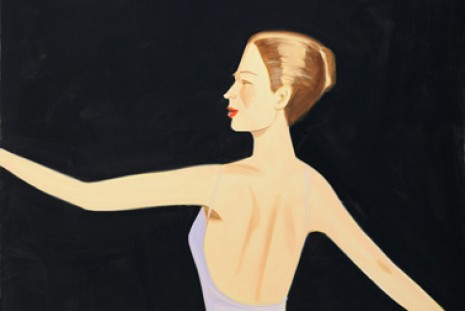 Alex Katz, Face the Music, Galerie Thaddaeus Ropac