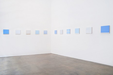 Byron Kim, Sunday Paintings, 1/7/01 to 2/11/18, James Cohan Gallery