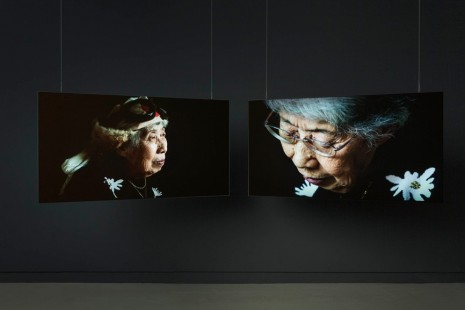 Meiro Koizumi, Double Projection, Annet Gelink Gallery