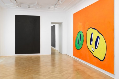 André Butzer, Recent Paintings and an Artist Book, Galerie Max Hetzler