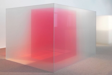 Larry Bell, Venice Fog: Recent Investigations, Hauser & Wirth