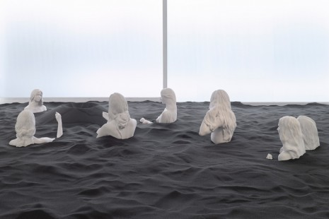 Ryan Gander, The Self Righting of All Things, Lisson Gallery