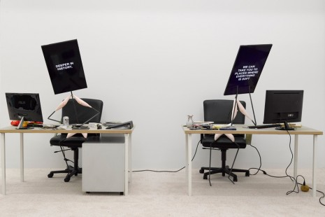 Laure Prouvost, , Lisson Gallery