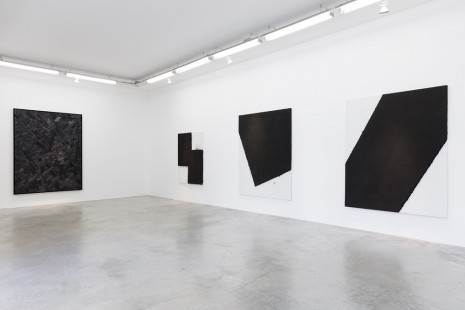 Lee Bae, Black Mapping, Perrotin