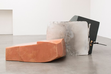 Nairy Baghramian, Maintainers, kurimanzutto