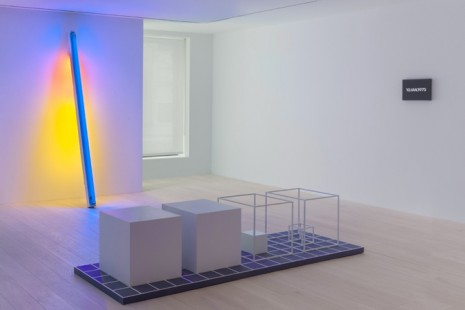Carl Andre, Dan Flavin, On Kawara, Sol LeWitt, Early Works, Mignoni