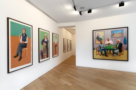 David Hockney, , Galerie Lelong & Co.