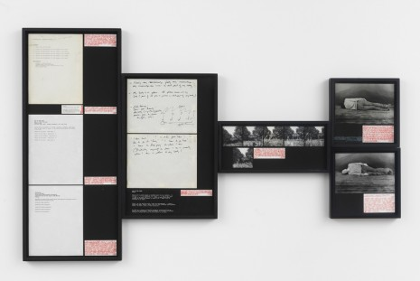 Group show, Towards Infinity: 1965-1980, Simon Lee Gallery