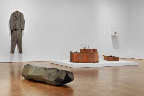 Joseph Beuys, Utopia at the Stag Monuments, Galerie Thaddaeus Ropac