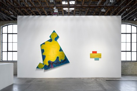 Group show, Surface Work, Victoria Miro Gallery
